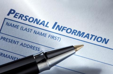 Закон о персональных данных